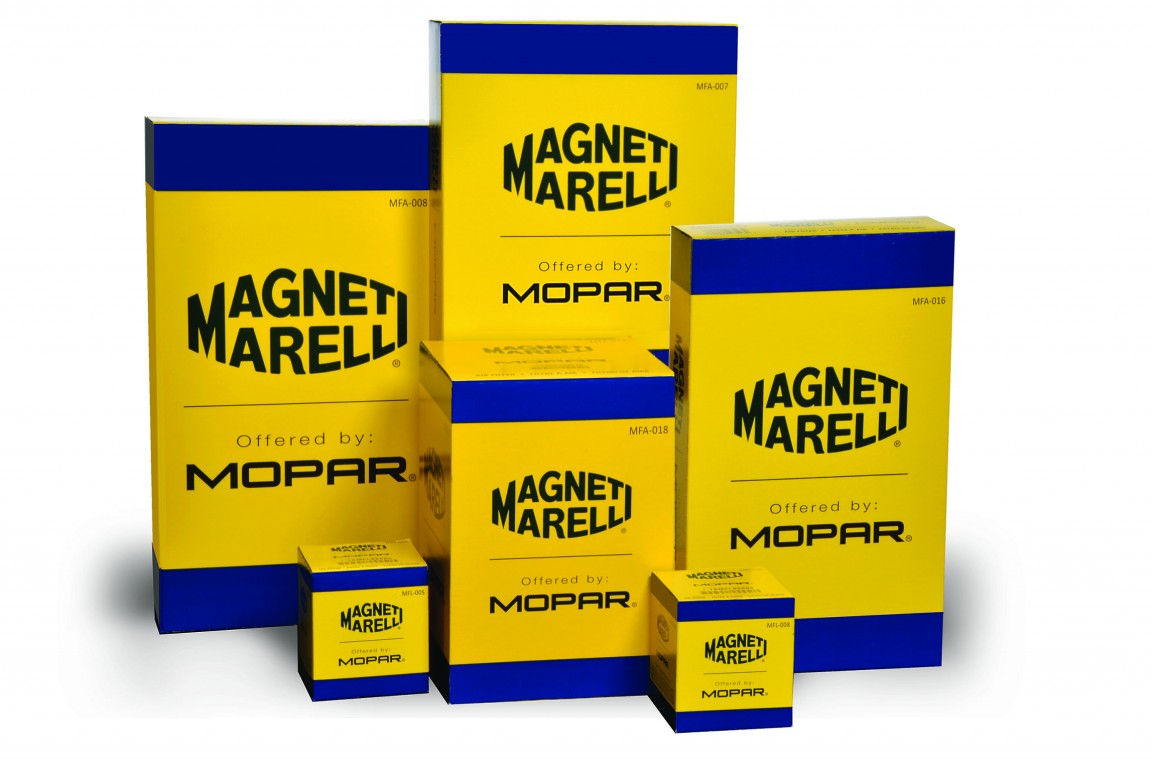 запчасти Magneti Marelli MOPAR Fiat Chrysler Group